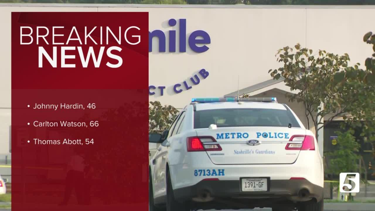 Three security guards injured in Smile Direct Club shooting