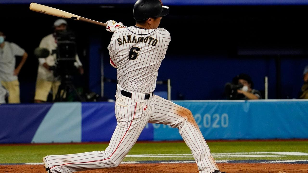 Olympic baseball: Japan faces South Korea in semifinals