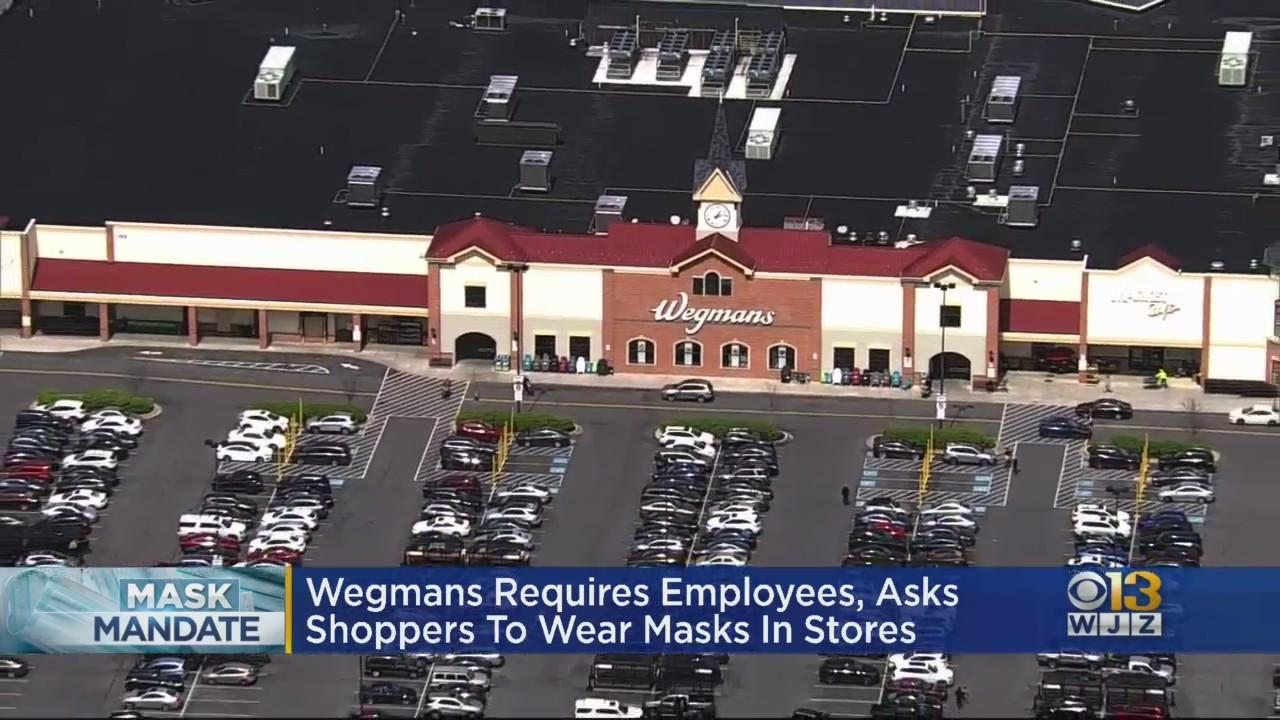 Wegmans To Require Masks For Employees In Stores, Encourages Shoppers