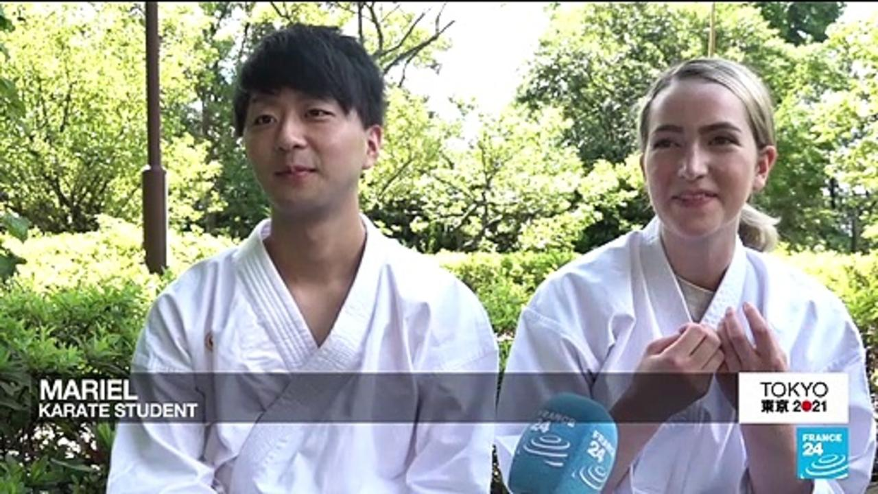 Karate makes historic debut in its first - and possibly last - Olympic Games