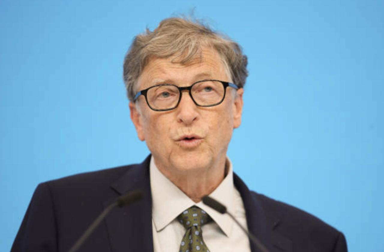 Bill Gates Says Time Spent With Jeffrey Epstein Was a 'Huge Mistake'
