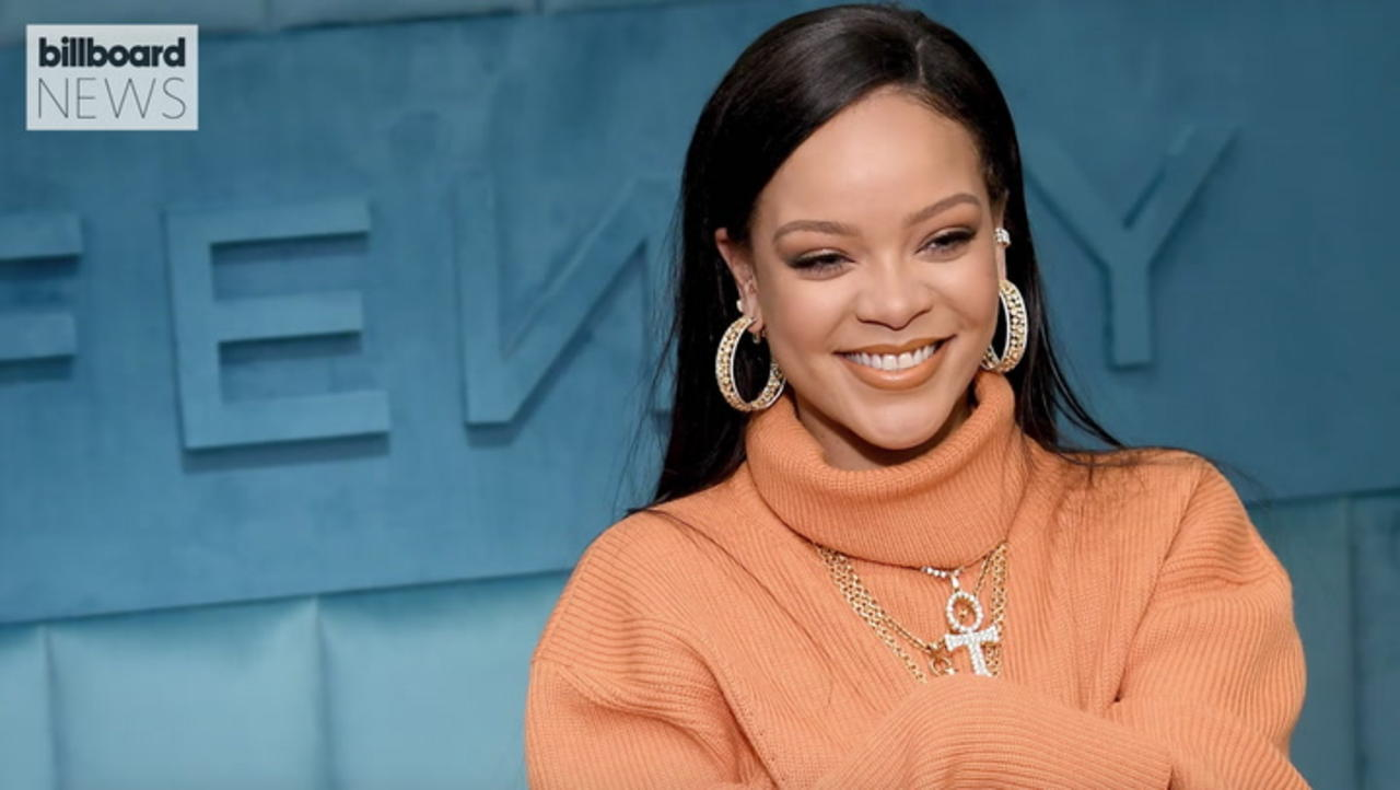 Artists Praise Rihanna For Reaching Billionaire Status   Billboard News