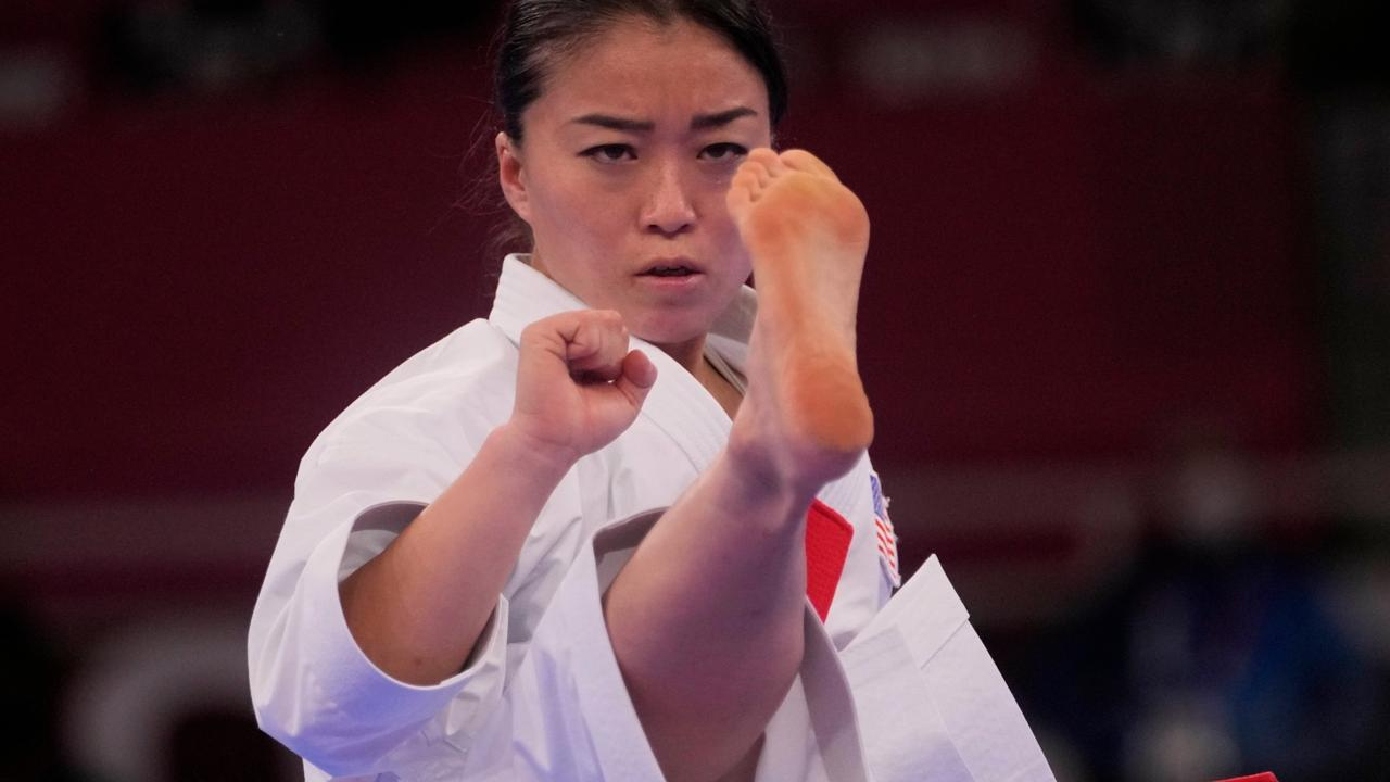 Making Olympic debut, karate fights for future place in Games