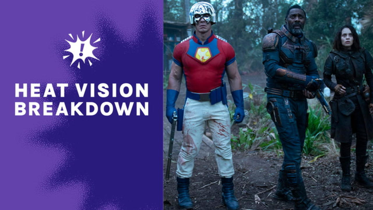 Everything You Need To Know About The Newest Members of 'The Suicide Squad'   Heat Vision Breakdown