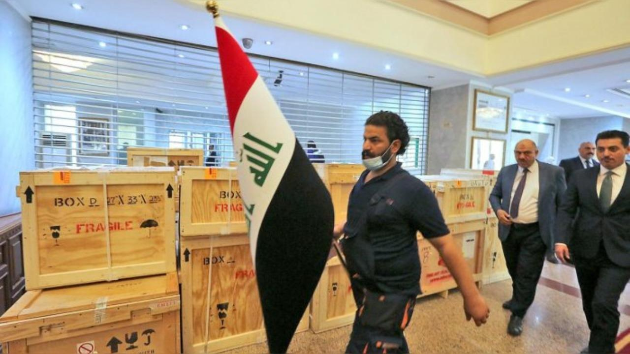 17,000 Artifacts Reclaimed in Iraq's Largest Repatriation of Looted Antiquities
