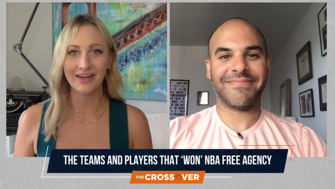 """The Crossover: Which Teams and Players """"Won"""" NBA Free Agency?"""