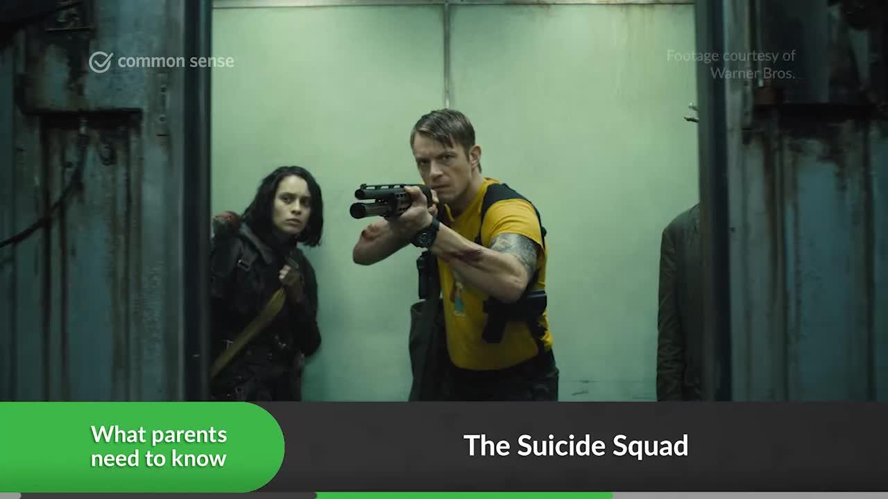 The Suicide Squad: Video Review