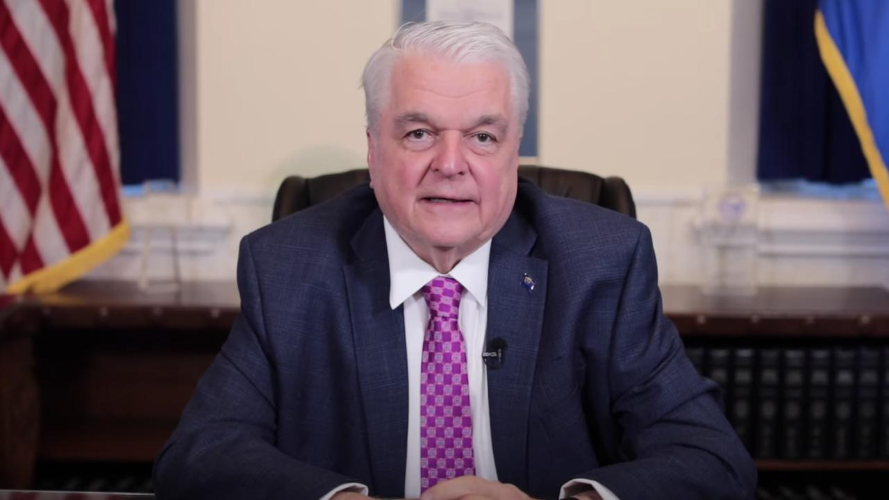 Sisolak outlines 3 requests to medical advisory team during COVID-19 press conference