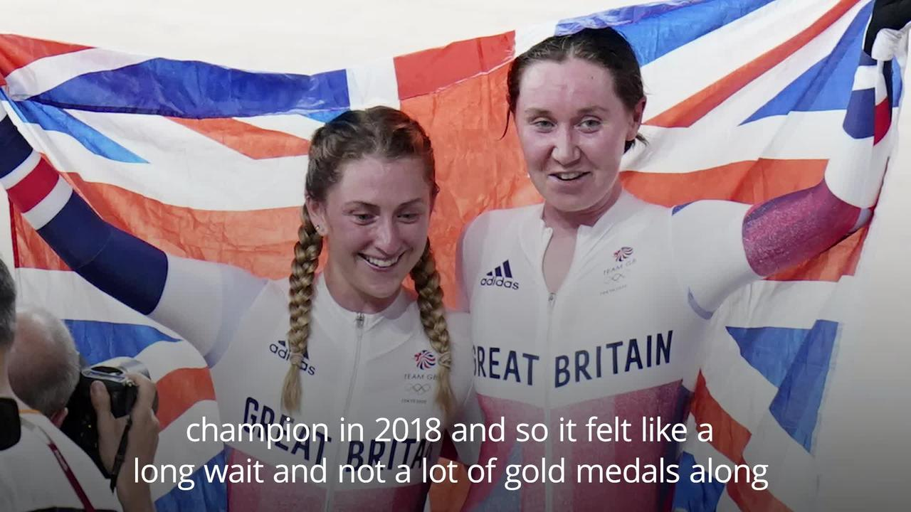 Katie Archibald had 'a point to prove' as GB clinch Madison gold