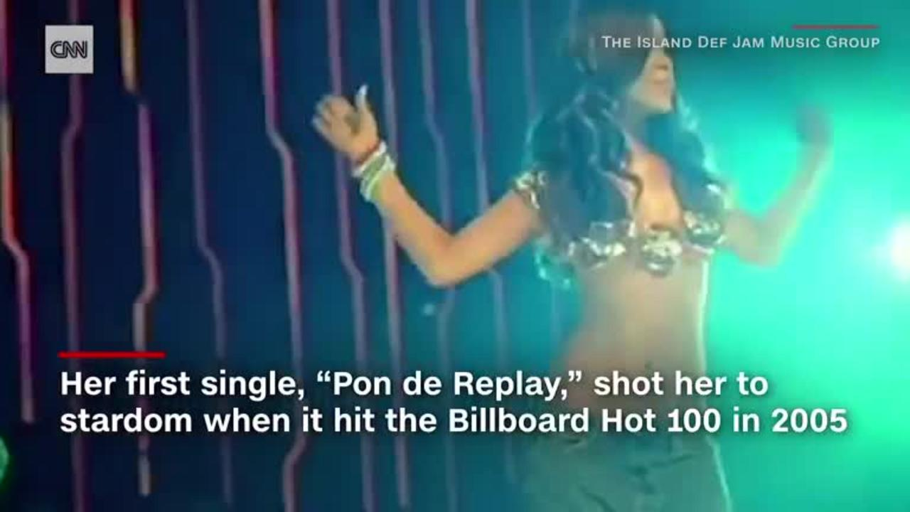 Rihanna: The pop star turned humanitarian (2018)