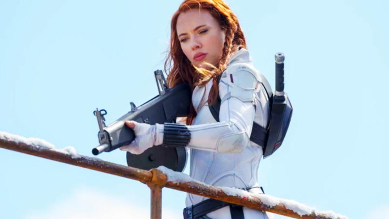 "SAG-AFTRA President: Disney Using ""Gender-Shaming and Bullying"" Tactics Over Scarlett Johansson Lawsuit | THR News"
