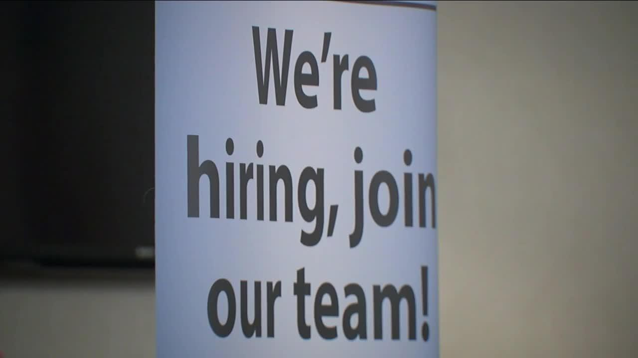 JeffCo school officials hopeful job fair will help with record low staffing numbers