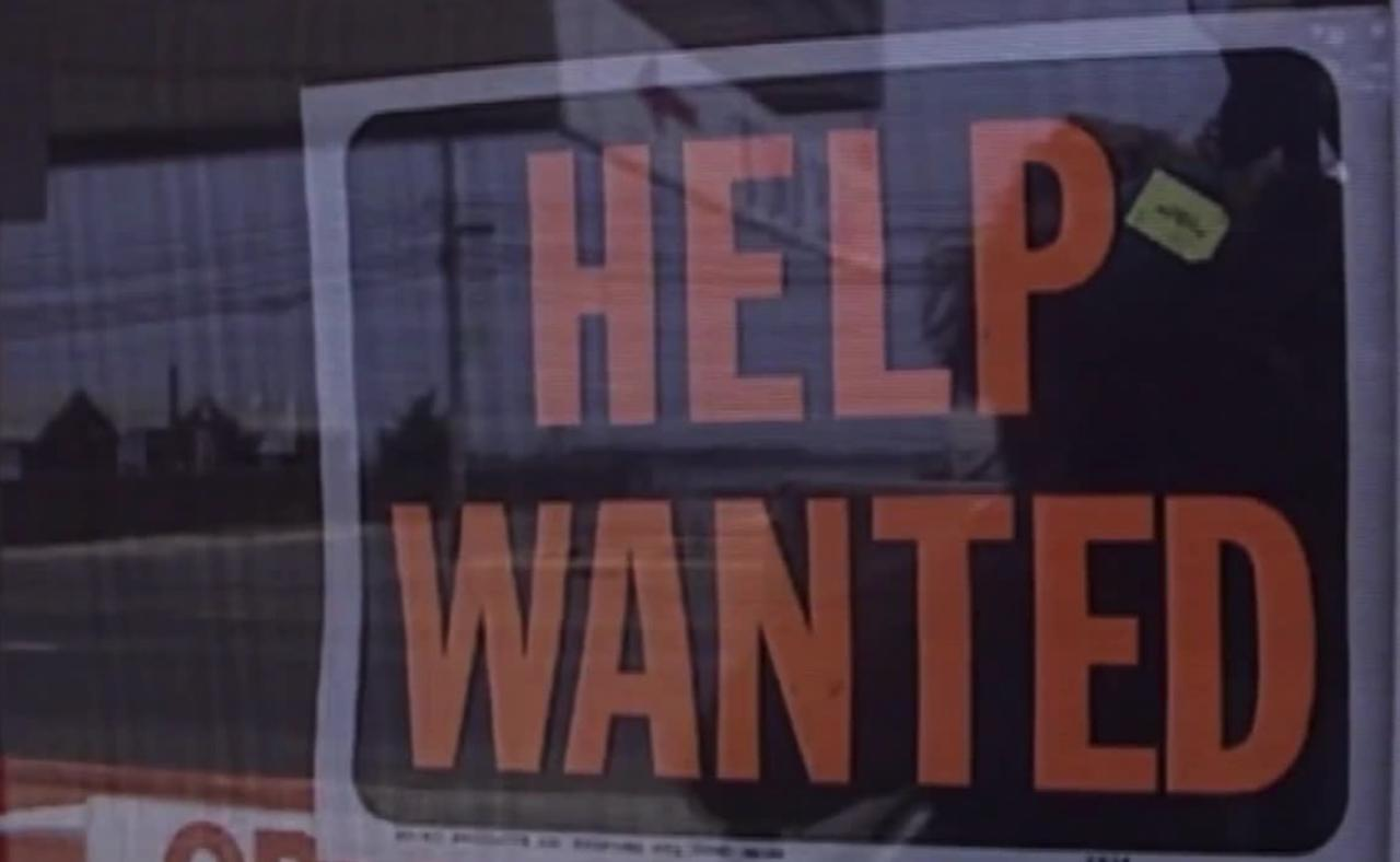 Restaurants still struggling for workers despite better jobs report