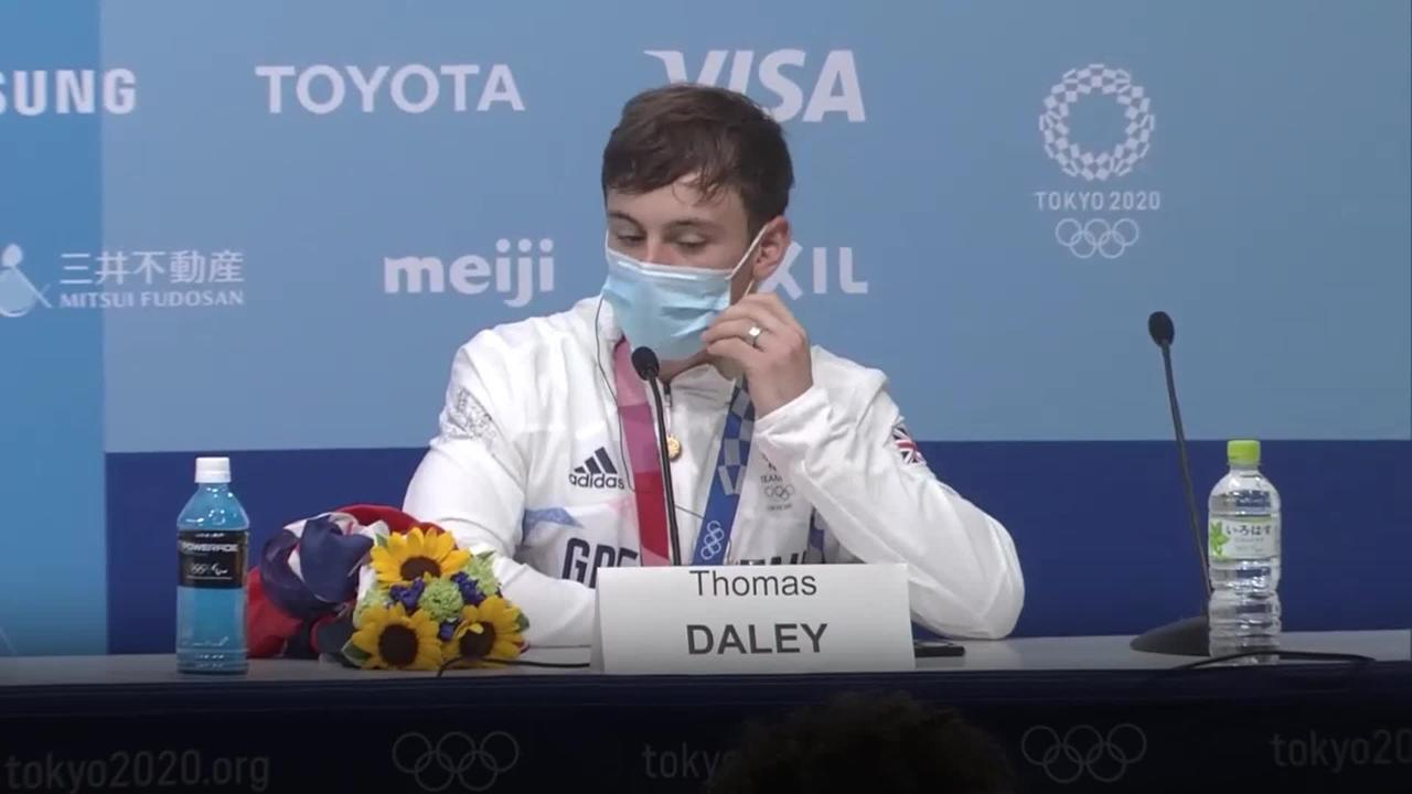 'Maybe I'll be back': Tom Daley opens the door to Paris 2024 after Olympic bronze