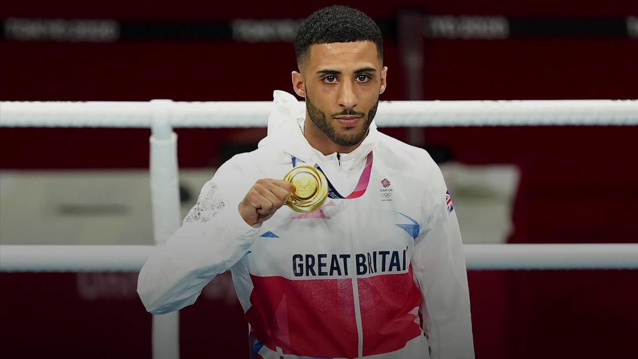 Galal Yafai reflects on flyweight boxing gold