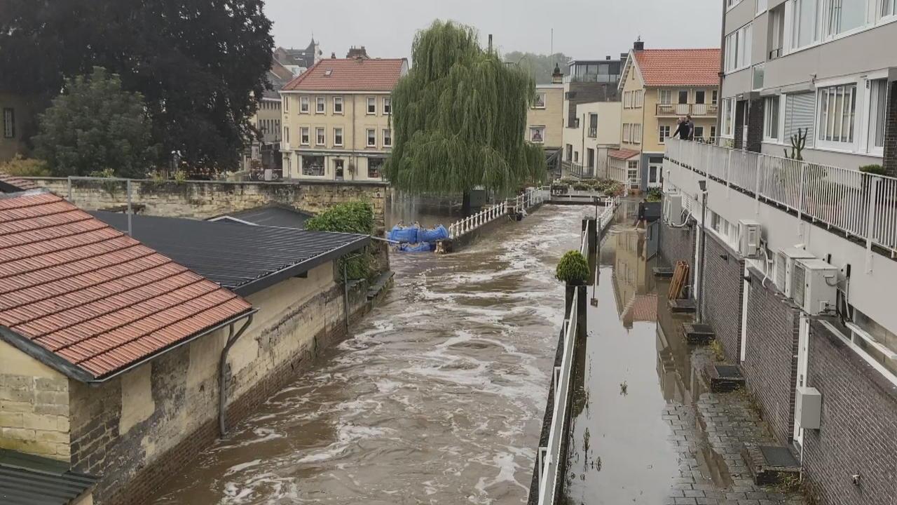Netherlands rethinks river defence system as climate changes