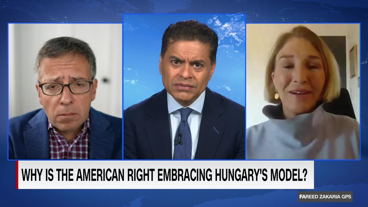 On GPS: Why some U.S. conservatives love Hungary
