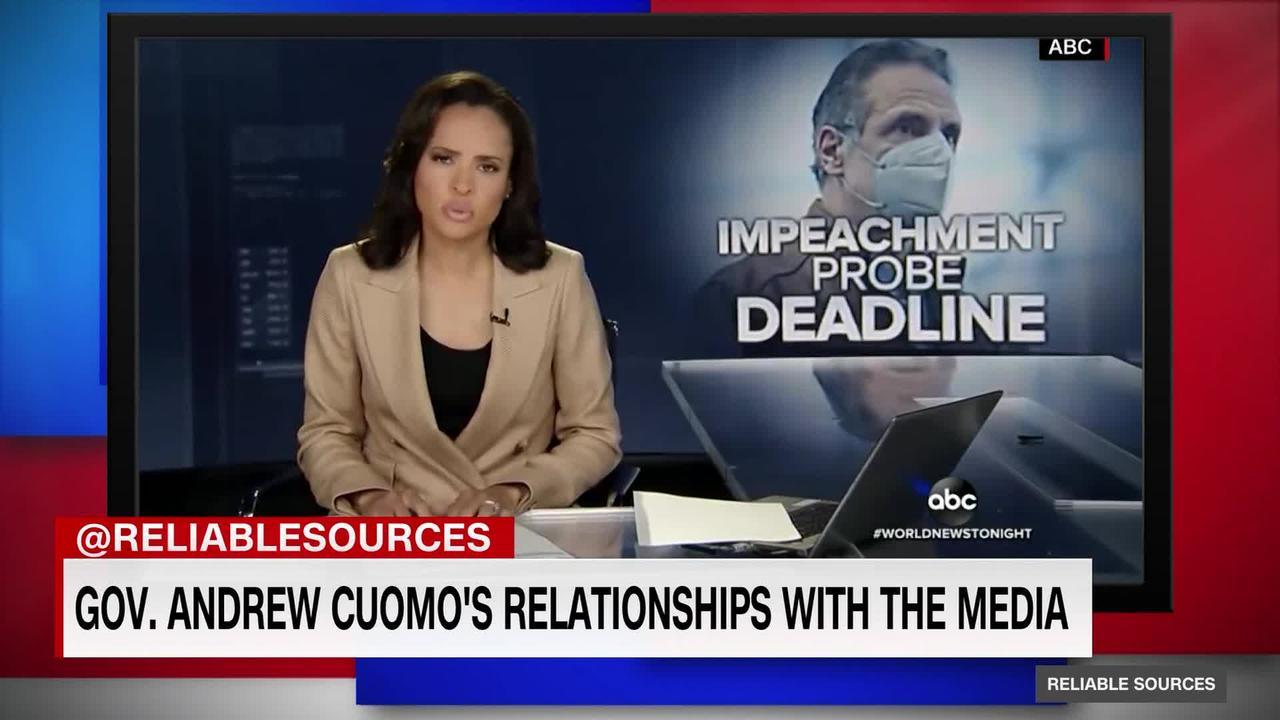 Albany editor recounts how Gov. Cuomo bullied the media