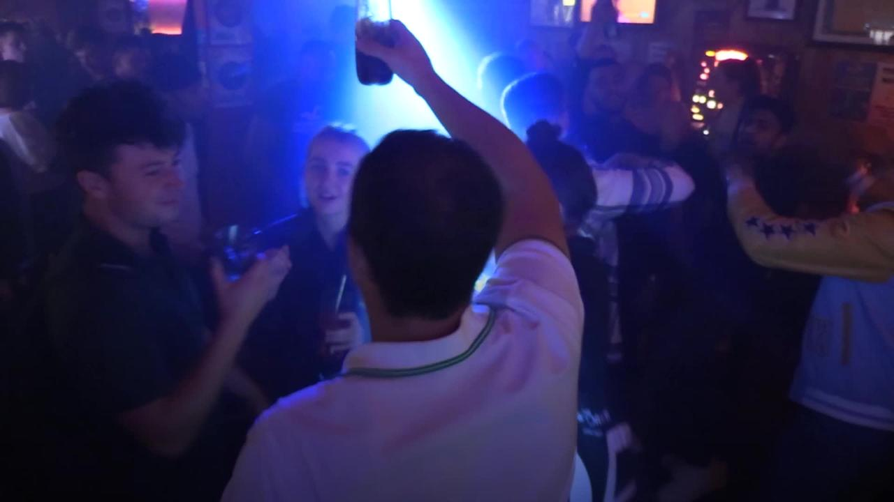 Nighclubs reopen as Scotland lifts most coronavirus restrictions