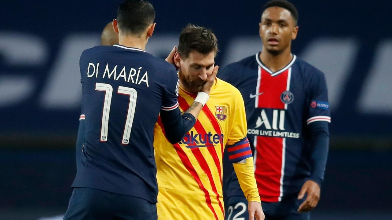 Messi says signing for PSG a 'possibility' after Barcelona exit