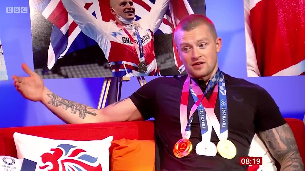 Peaty explains decision to take a break from swimming