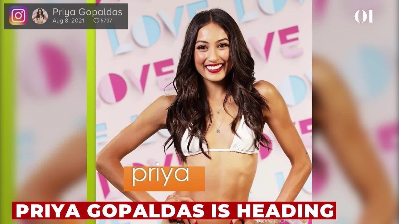 Bombshell Priya reveals her celeb crush is Boris Johnson