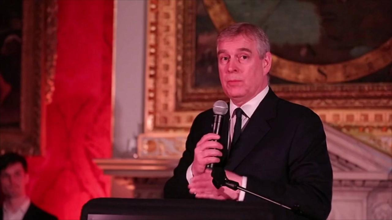 Epstein Victim Virginia Giuffre Files Lawsuit Against Prince Andrew