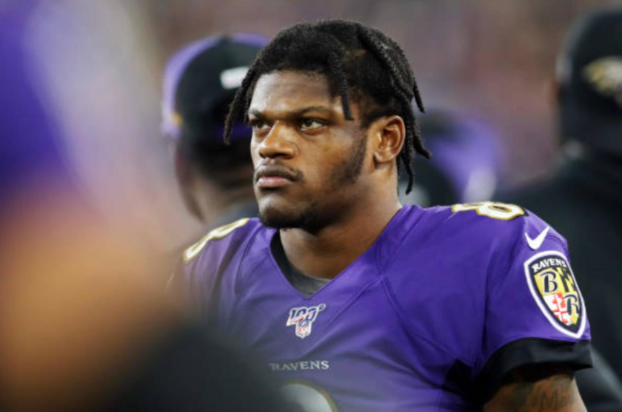 Raven's QB Lamar Jackson Still Not Sold on Vaccine, Despite Two Bouts With COVID-19
