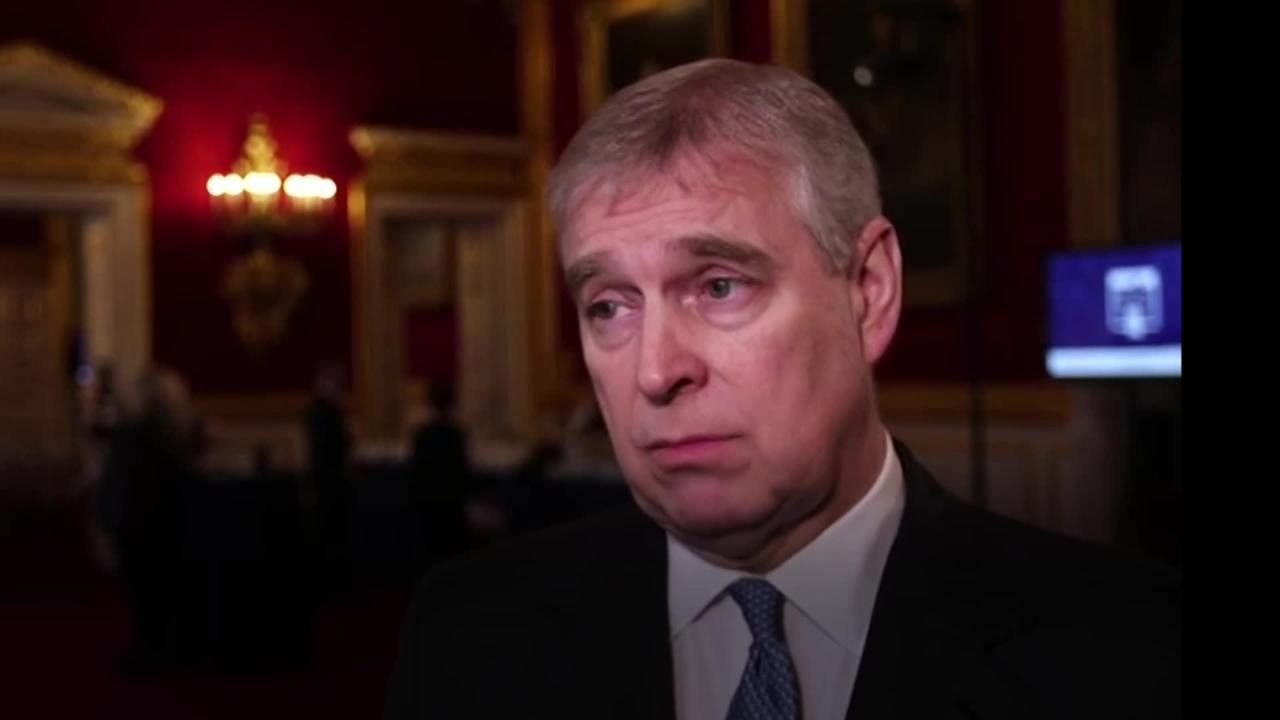 Virginia Giuffre brings legal action against Duke of York over alleged abuse
