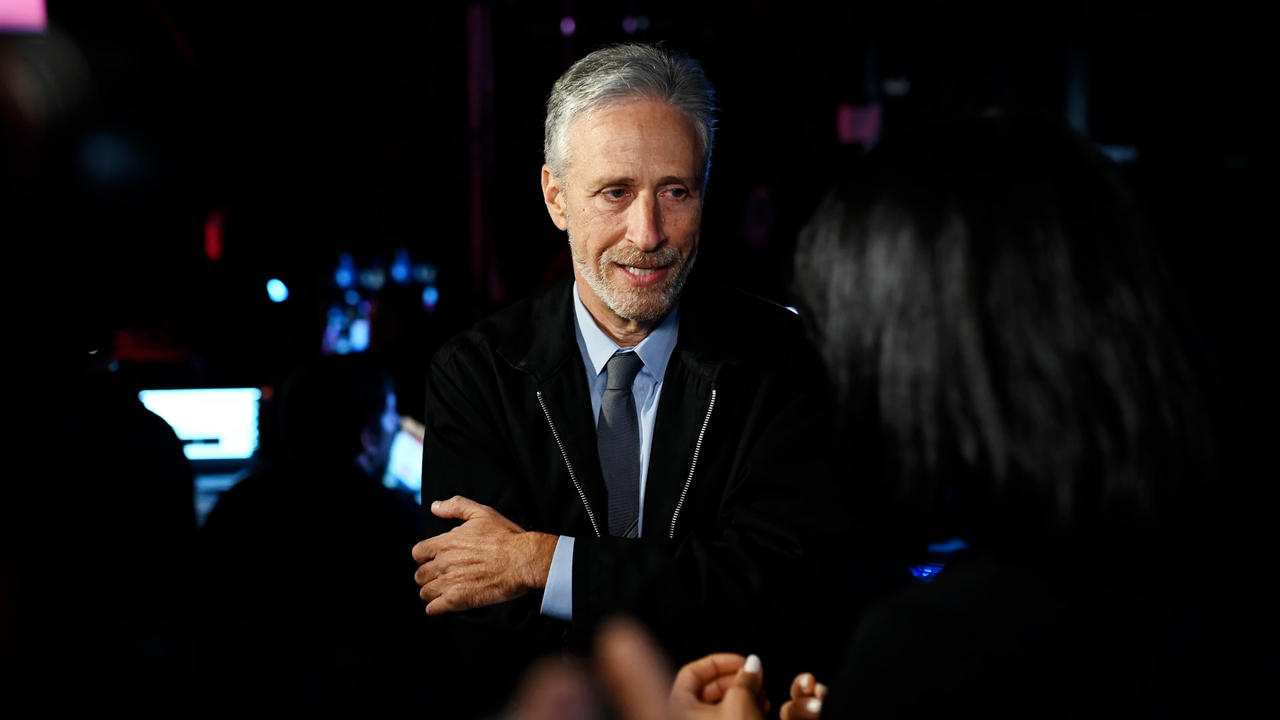 Jon Stewart and Pete Davidson to host comedy benefit for 9/11 anniversary