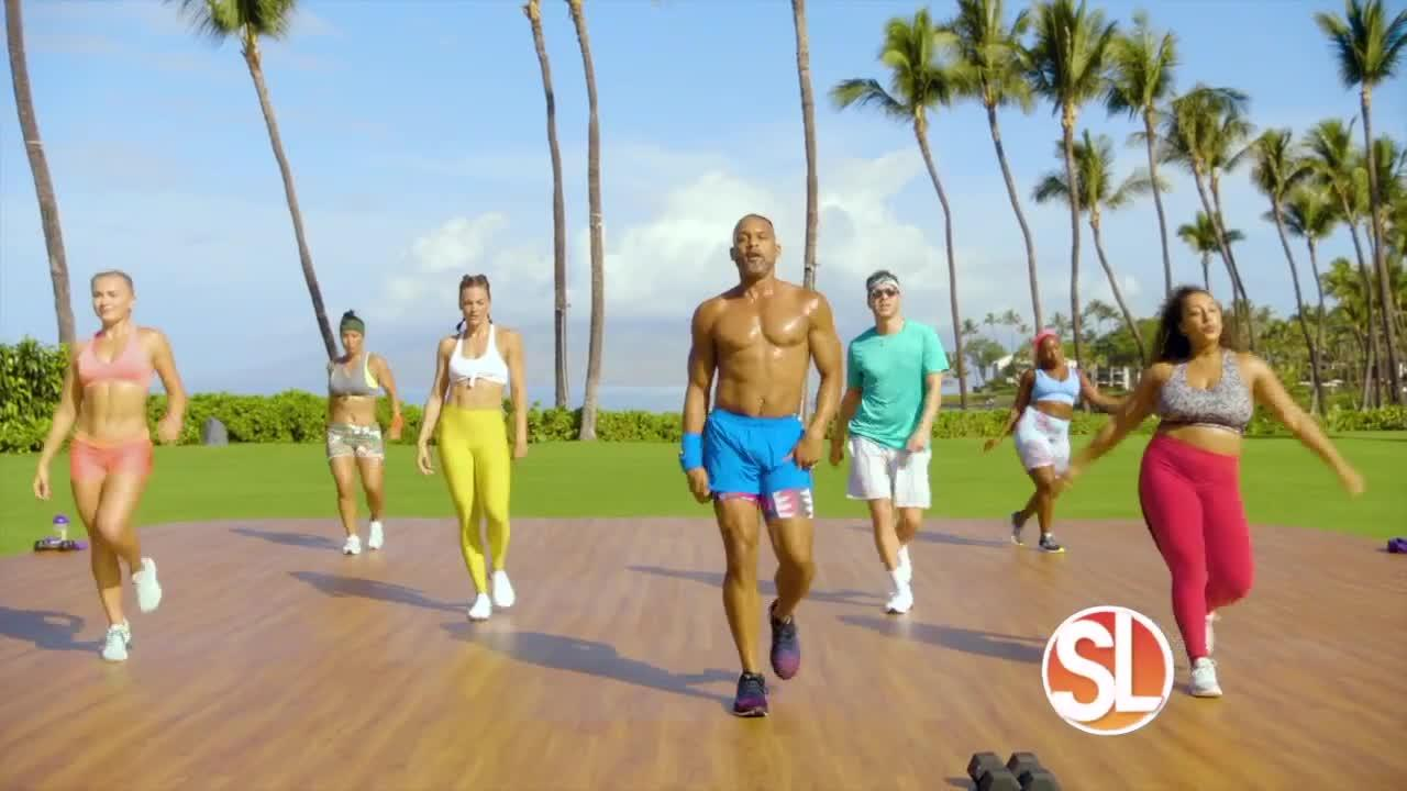 Shaun T's latest workout trend - DANCING! So, Let's Get Up!