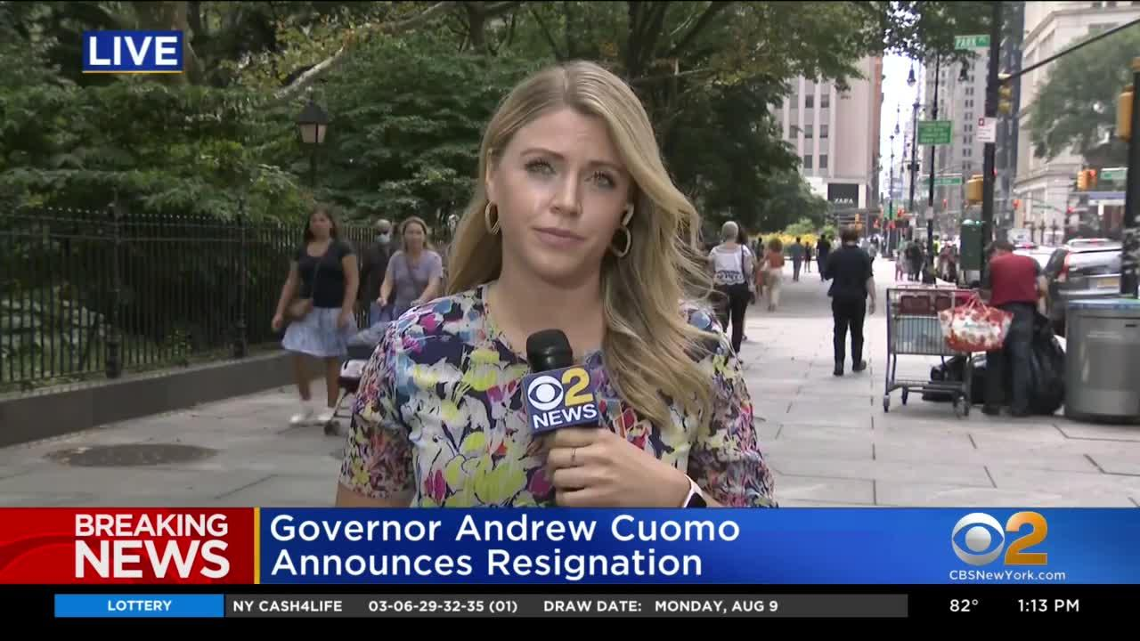 New York Officials Release Statements After Gov. Andrew Cuomo Announces Resignation