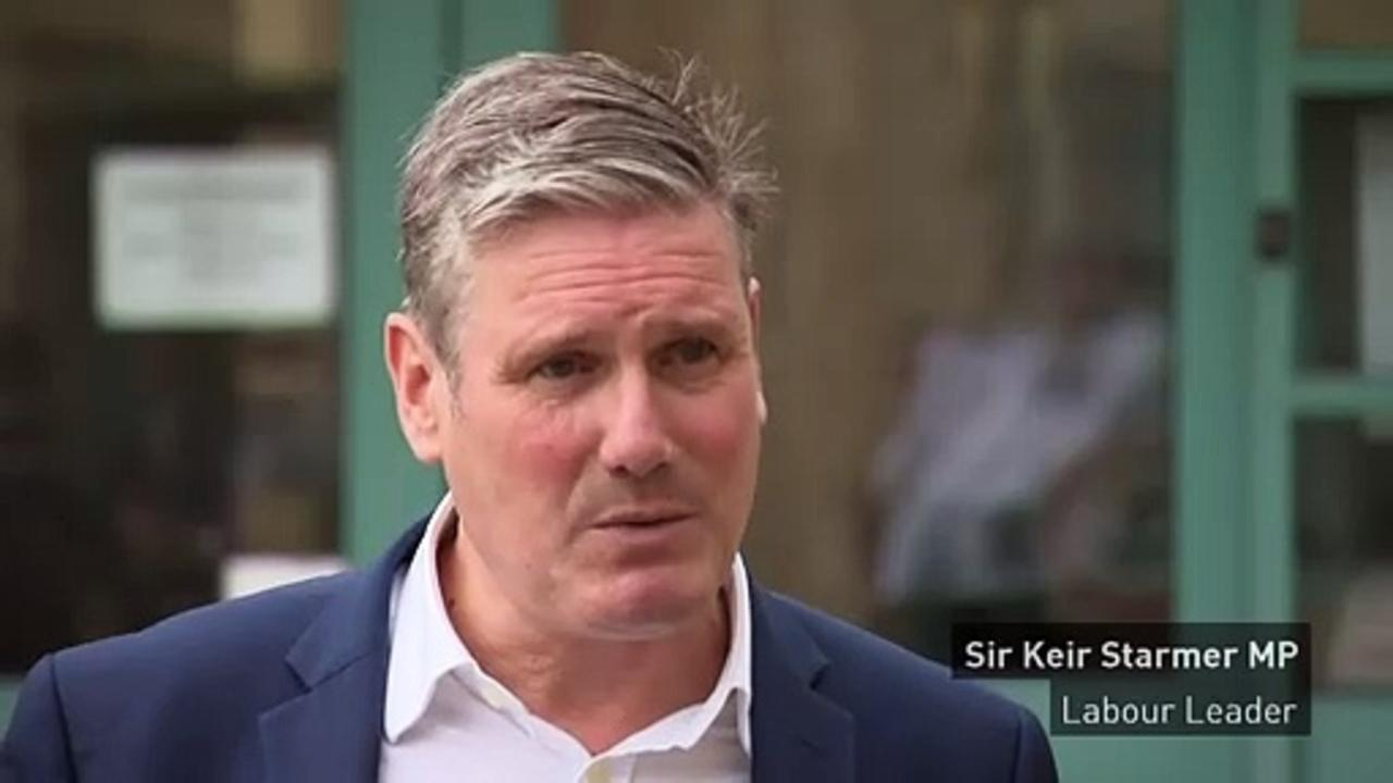 Starmer: Passengers are being 'ripped off' over tests