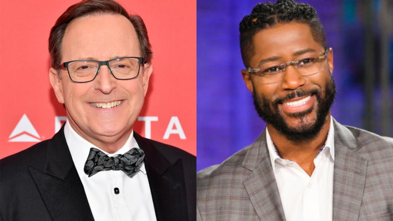 Former NFL Player Nate Burleson to Replace Anthony Mason on 'CBS This Morning'   THR News