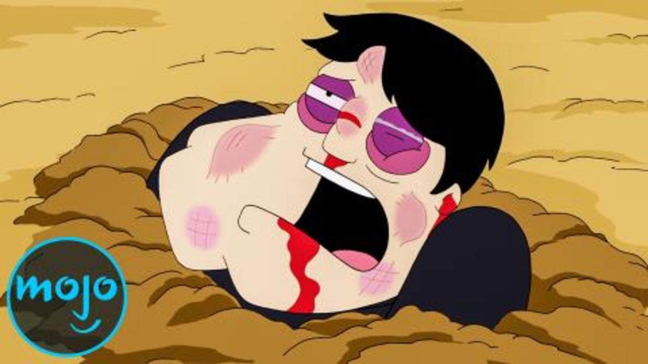 Top 10 Most Brutal Cartoon Beatings Ever