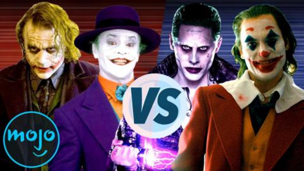 Every Movie Joker Performance Compared