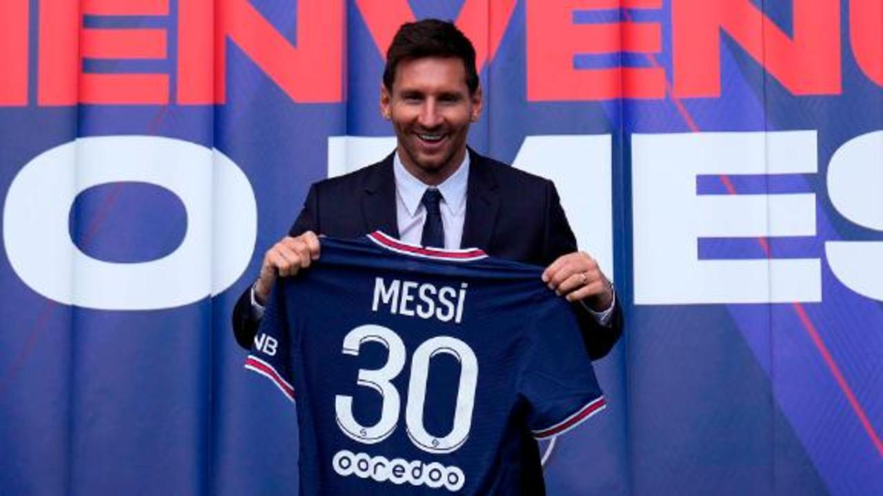 Leo Messi tells CNN he believes PSG is the 'ideal' place to win the UCL again