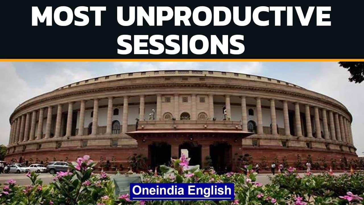 Monsoon Session 2021 was 3rd least productive for Lok Sabha | Oneindia News