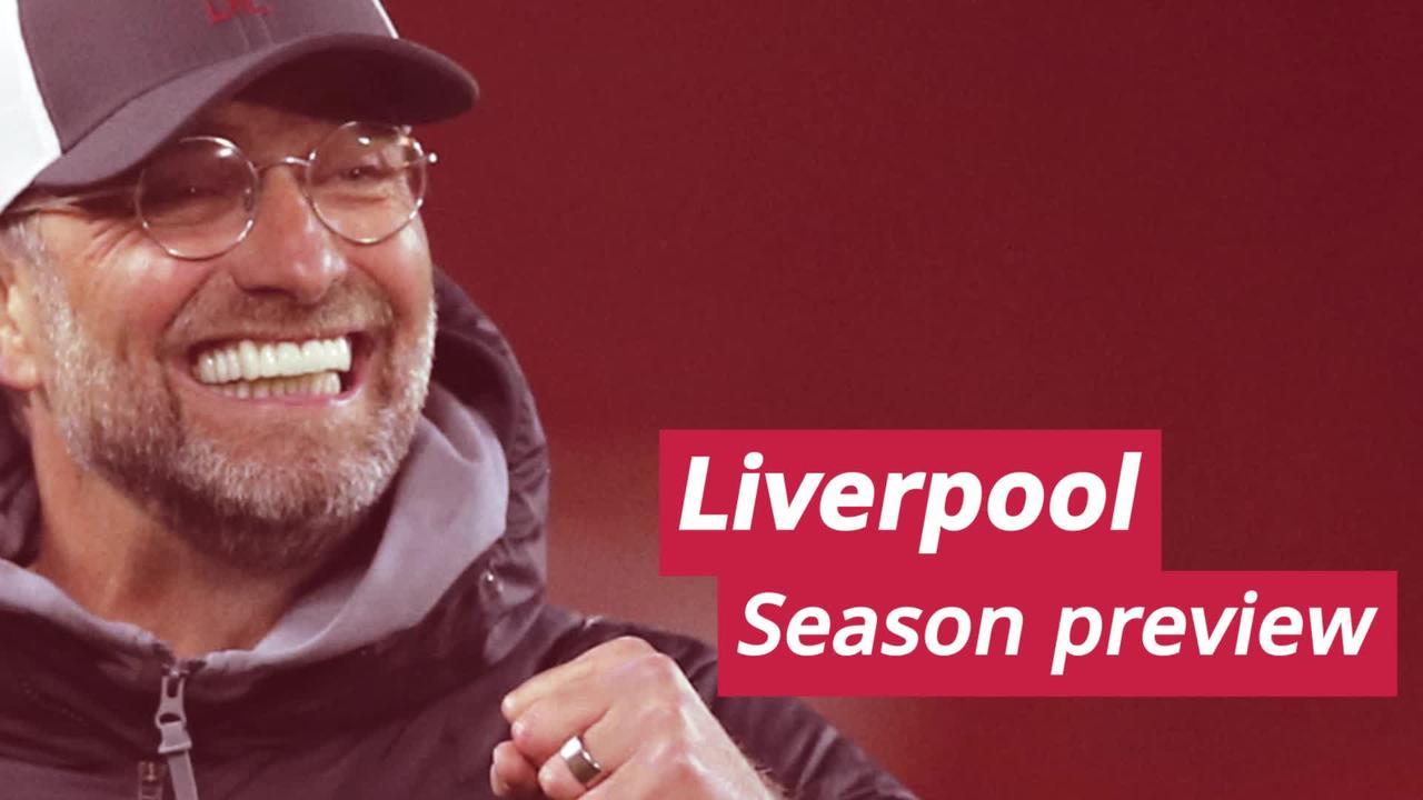 Liverpool: 2021/22 season preview