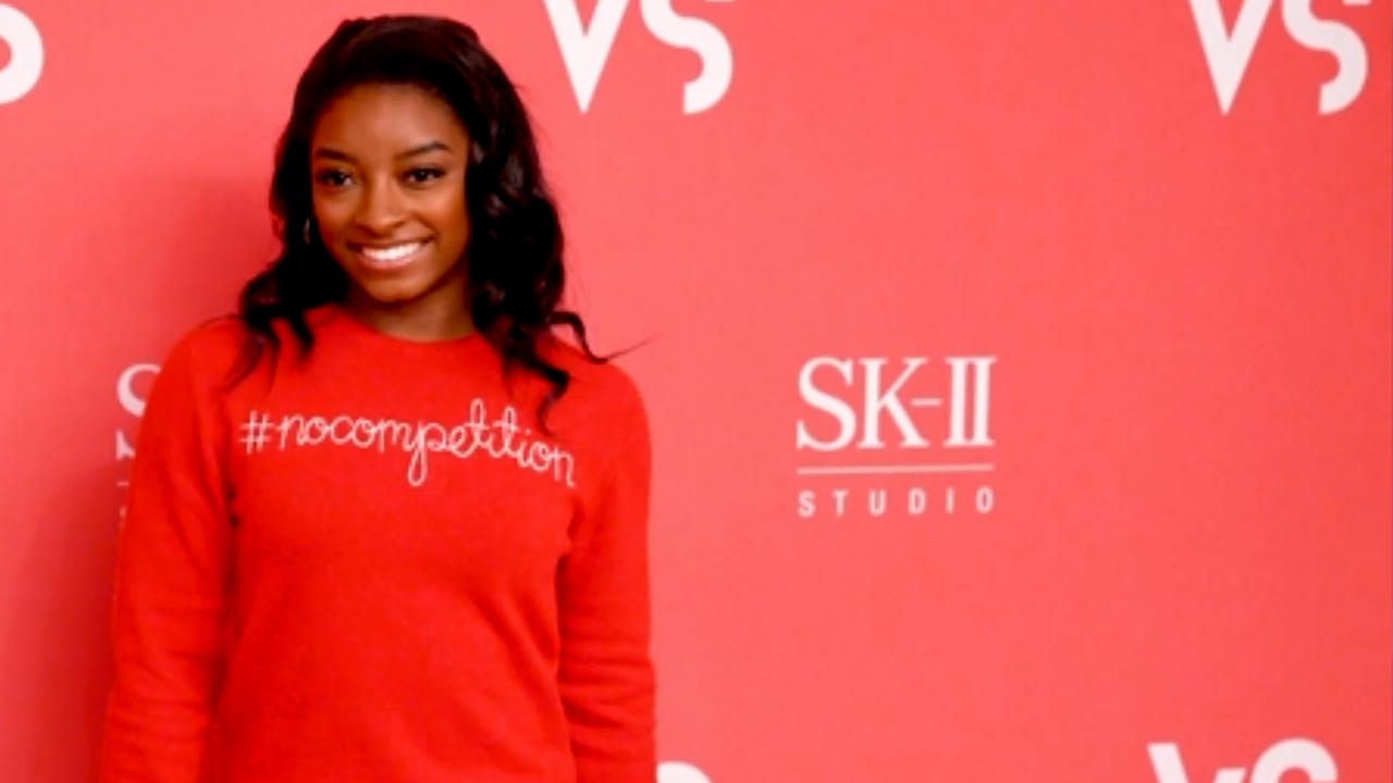 Simone Biles defends pro-choice stance: 'you should not control someone elses body'