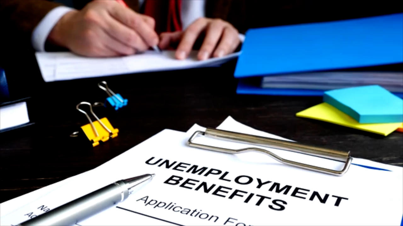 New US Jobless claims Fall to 375,000 as Nearly 3 Million Americans Remain Unemployed