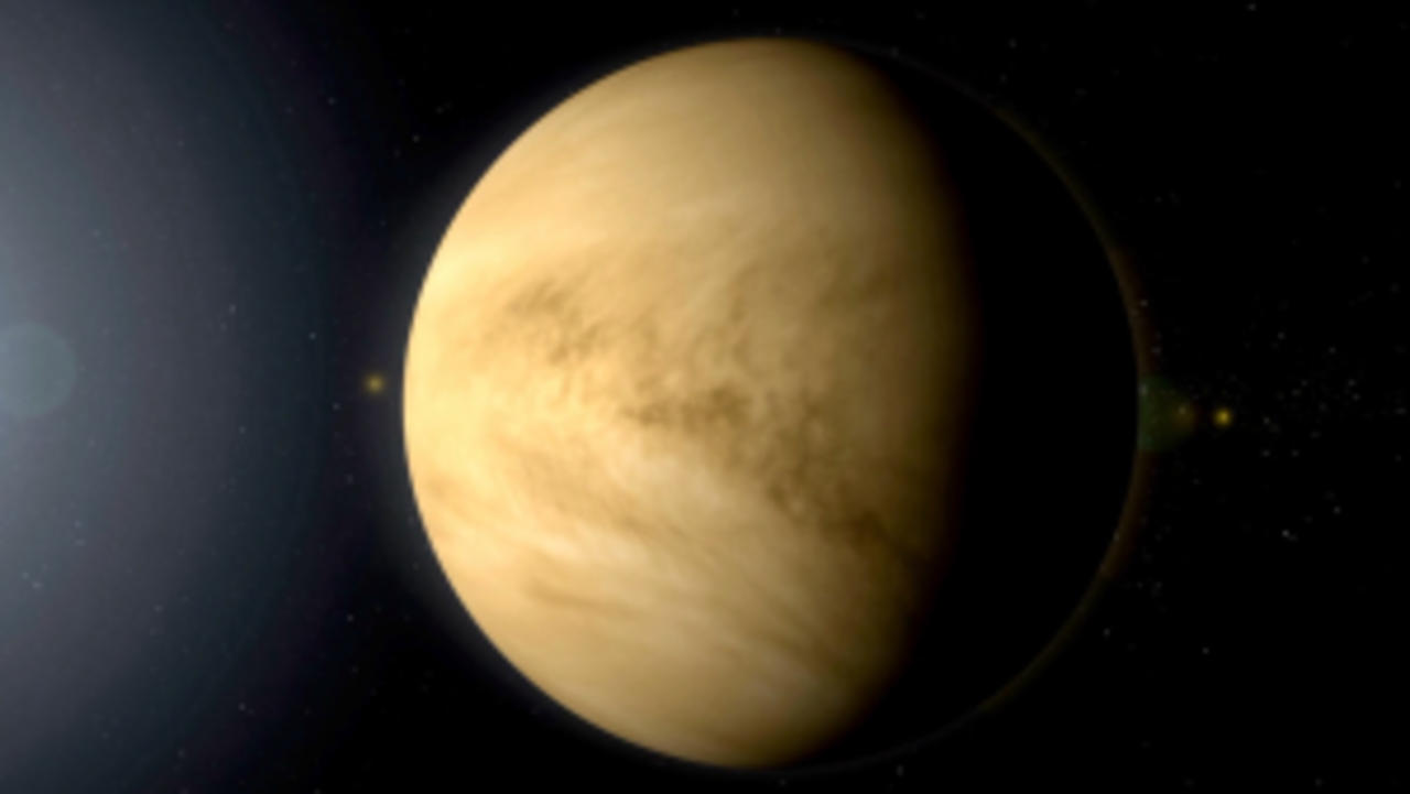 NASA Captures Incredible Close-Up Flyby Images of Venus