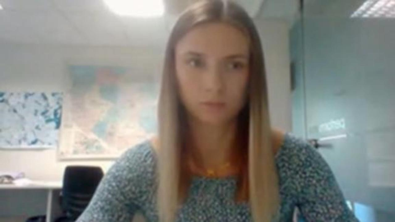 Belarusian Olympic sprinter speaks out on taking refuge in Poland