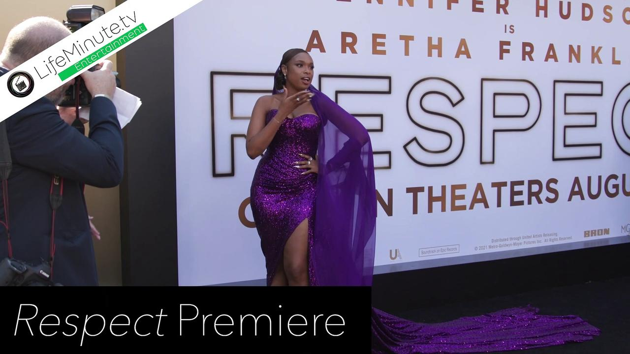 Jennifer Hudson on Playing the Legendary Aretha Franklin in New Biopic Respect