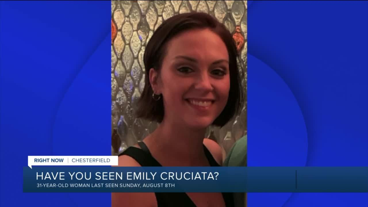 Chesterfield woman last seen Sunday may be driving blue Honda CRV, police say