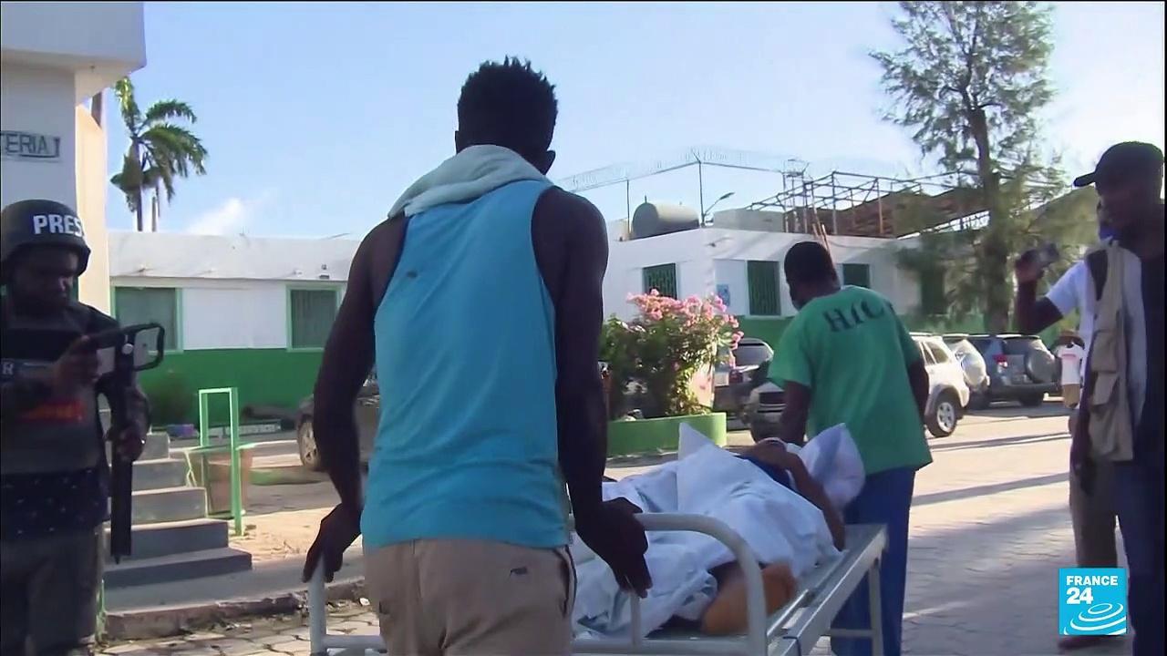 Haiti massive earthquake: death toll passes 1,200