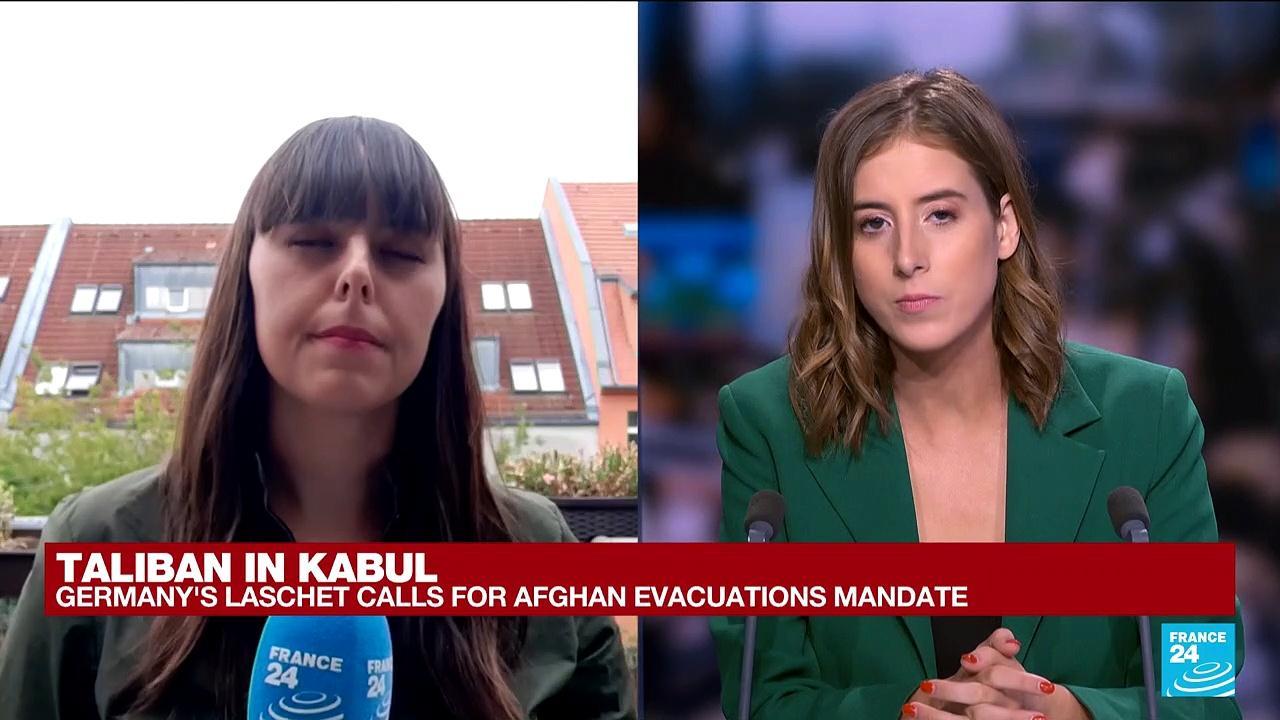 Afghan pullout is 'biggest NATO debacle': Merkel party chief