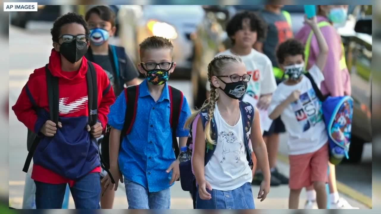 Schools districts await mask guidance weeks before year starts