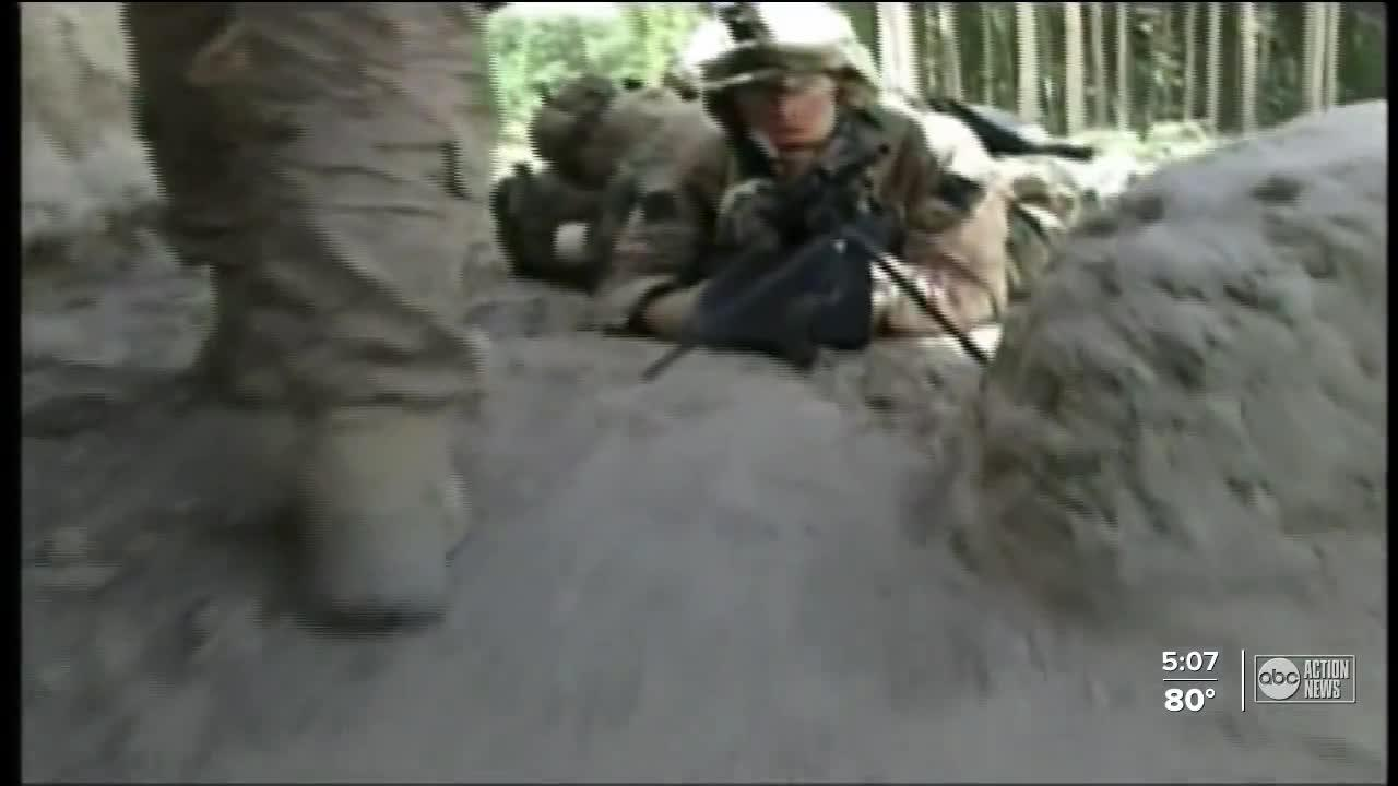 Tampa veteran reacts to the situation in Afghanistan