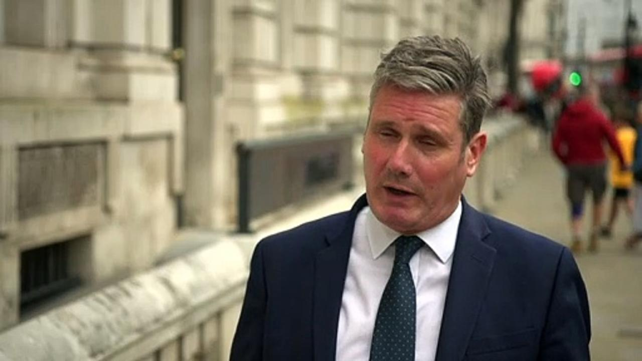 Labour say Taliban should not be recognised as Afghan govt